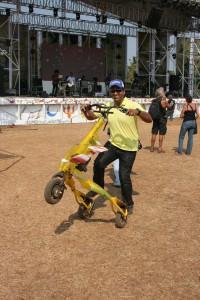 bike stunts ibw