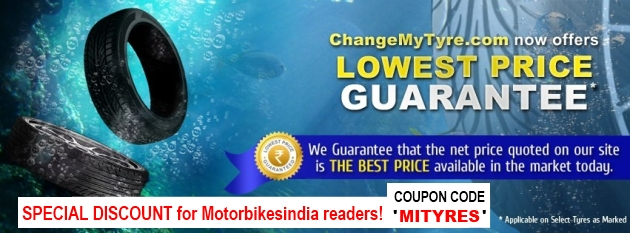 Coupon for special discount on ChangMyTyres.com