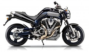 Top 3 most reliable motorbikes No.1: Yamaha MT 01