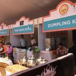 India Bike Week 2015 Food stalls