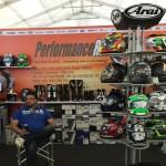 India Bike week 2015 Performance Racing stand