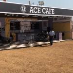 India bike week 2015 Ace Cafe