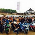India bike week 2015 bikers