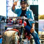 India bike week HOG pic