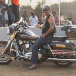 India bike week Harley Davidson bike